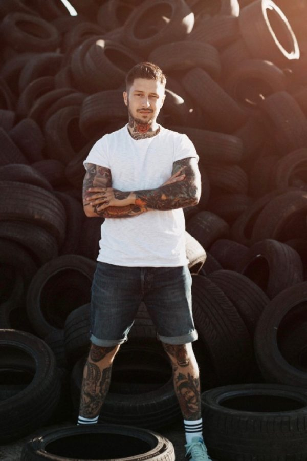 Daniel H, Tattoo Model Berlin_2